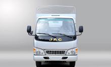 Bán xe tải JAC 2.4 tấn động cơ ISUZU giá tốt hỗ trợ vay cao