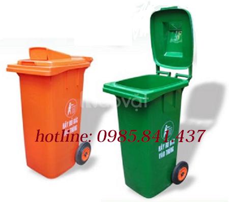 Bán thùng rác nhựa giá rẻ Hồ Chí Minh