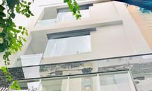 Gia đình bán nhà 4 tầng, ngang 4m, giá 5,1 tỷ, Trần Văn Đang, quận 3