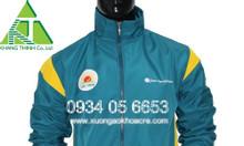 Xưởng may đồng phục áo khoác, áo thun , áo gió chất lượng