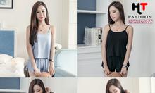 [Big size HT-Fashion] Quần áo big size nữ mua ở Hà Nội