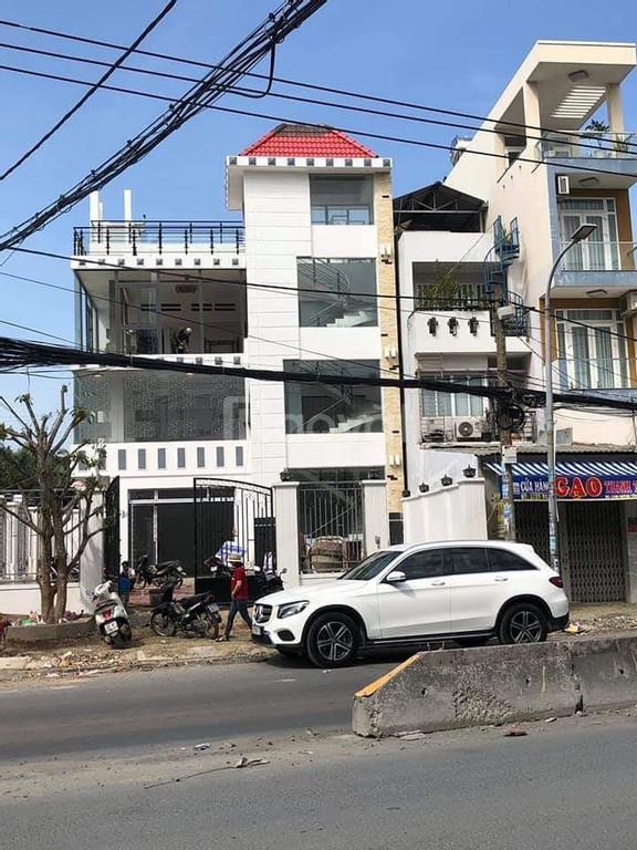 Nhà mặt tiền 1248 Huỳnh Tấn Phát Phú Mỹ Quận 7