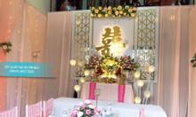Trang trí tiệc cưới tại BMT- dịch vụ trang trí cưới hỏi An Nhiên