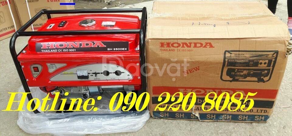 Xả kho Máy Phát Điện Honda Thailand 6kw-SH6500ex giá sốc (ảnh 1)