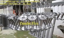 Ống nối mềm inox 304, khớp chống rung inox 304, ống mềm giảm chấn