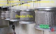 Khớp nối mềm inox, ống nối mềm inox, ống mềm chống rung mặt bích