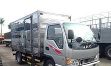 Bán xe tải Jac 2.4tấn máy Isuzu giá tốt hỗ trợ vay cao