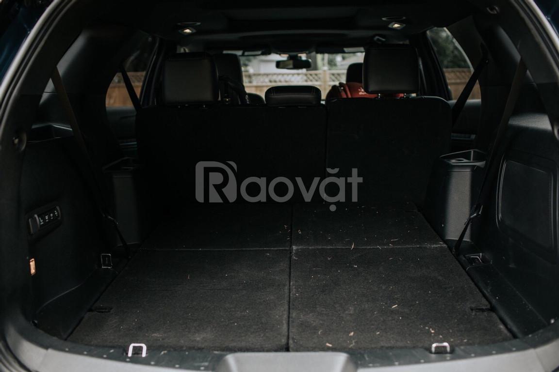 Ford Explorer SUV 7 chỗ - Giá tốt - Xe giao ngay