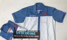 Đồng phục sữa xe máy Honda