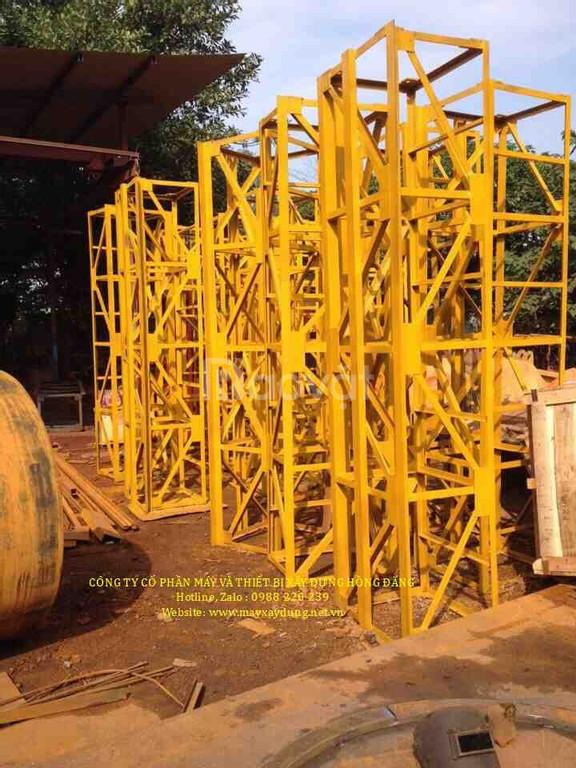 Bán vận thăng nâng hàng cũ, bán vận xây dựng cũ 500kg, 1000kg giá rẻ