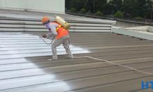 Sơn chống nóng giảm nhiệt ngay cho tường đứng, mái tôn