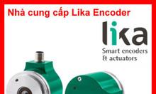 Cảm biến vòng quay Lika Encoder - Bộ mã hóa vòng quay Lika