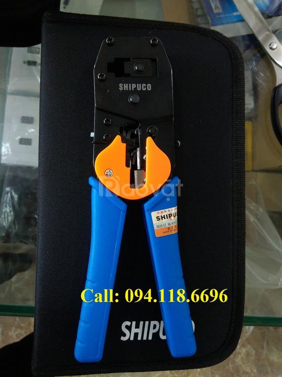 Bộ dụng cụ làm mạng đa năng mã SPC012-5/01 hãng Shipuco