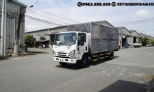 Xe tải Isuzu NQR75ME4, tải trọng 5 tấn 5, thùng dài 5m6