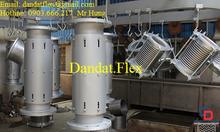 Ống bù trừ giãn nở (model DE-200) - khớp co giãn inox - ống bù trừ áo