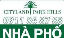 Bán nhà Phố Liền Kề có hầm Cityland Park Hills cạnh công viên mini L51