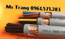 Phân phối dây cáp điều khiển nhập khẩu chất lượng tốt, giá cạnh tranh