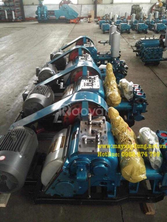 Hồng Đăng - Máy bơm vữa roto ống mềm HJB-2
