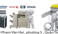 Sửa chữa máy scan, máy in, máy photo tại thành phố Hồ Chí Minh
