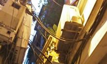 Bán nhà ngõ Thái Hà, giáp bể bơi, 40m2x4T, 3.7tỷ