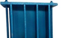 Khuôn đúc mẫu vữa xi măng 40x40x160mm - kép 3 bằng thép