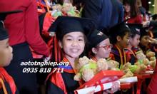 Áo tốt nghiệp mầm non tiểu học 2019