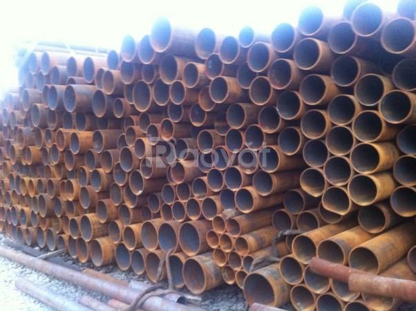 Thép ống hàn phi 168, phi 273 thép ống đúc phi 34 phi 42 độ dày 4ly
