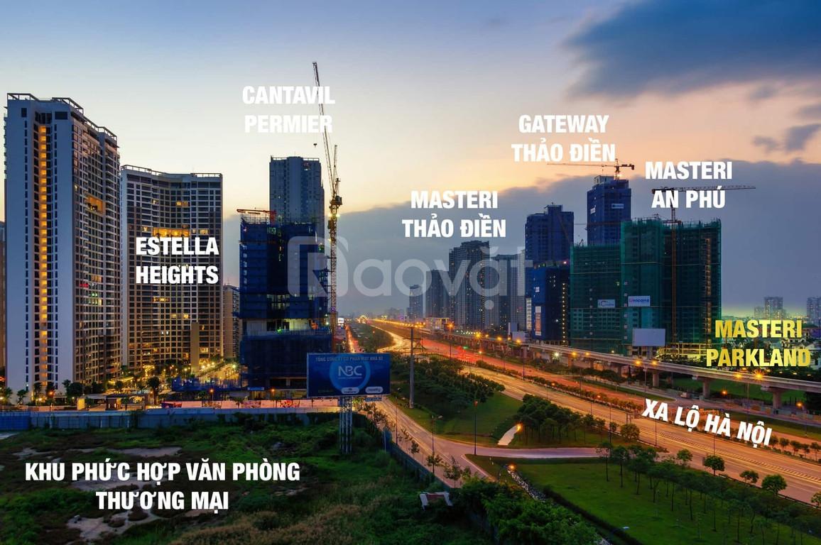 Nhận booking giữ chỗ căn 1PN dự án Masteri ParkLand - Thảo Điền