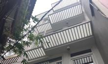 Bán nhà 4 tầng, 52m2, đẹp mới Nguyễn Thị Minh Khai, Đa Kao, Quận 1.