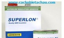 Keo dán superlon sự lựa chọn kết dính hoàn hảo cho cao su lưu hoá