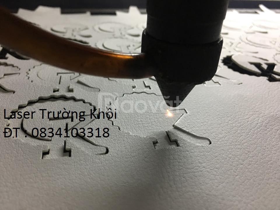 Đục lỗ vải bằng laser giá rẻ
