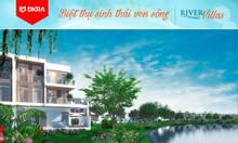 Đất nền dự án Long Hậu River Villas - Sổ đỏ từng nền - PTTT Kéo dài