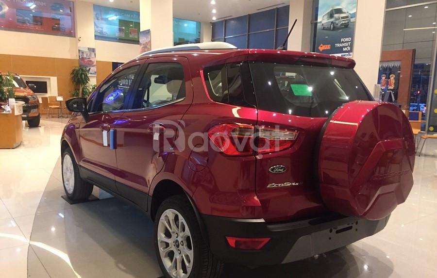 Ford Ecosport giá chỉ từ 500tr tặng BHTV, và nhiều phụ kiện chính hãng