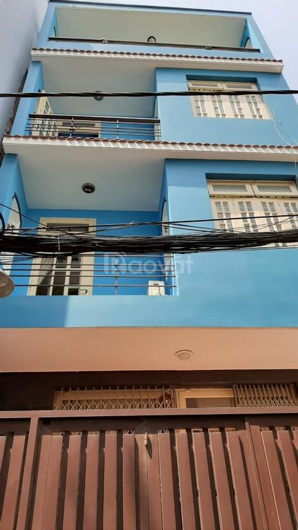 Bán nhà HXH Phạm Văn Hai, 120m2, Xe hơi vào nhà, 12 tỷ