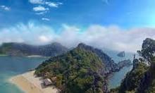 Bán 1500m2 đất thổ cư tại Đảo Cát Bà, tiện xây khách sạn, đã có sổ đỏ