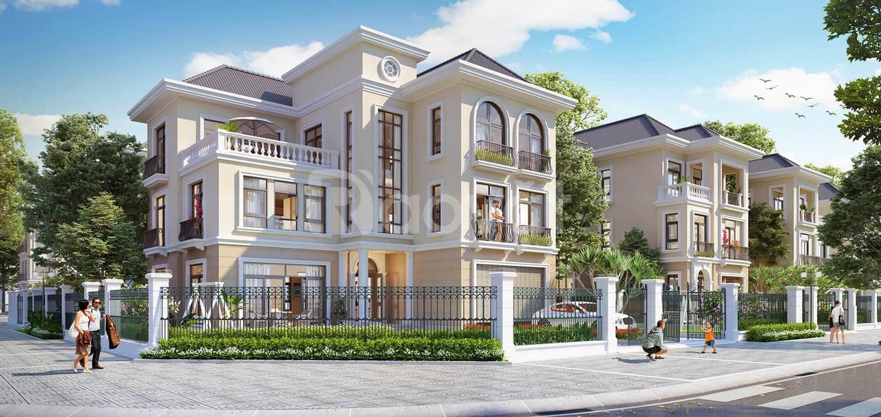 Bán A2.3 LK Thanh Hà shophouse xây 6 tầng đường 17m