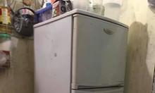 Thanh lý tủ lạnh hitachi 135l