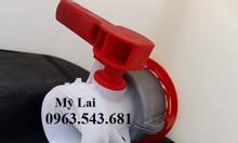 Bồn nhựa cũ 1000 lít đựng hóa chất, thùng cũ 1000 lít