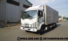 Xe tải Isuzu FRR650 – Thùng kín 6T2, thùng dài 5m6 – Giá tốt
