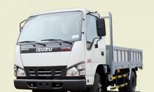 Xe tải Isuzu 2T5 thùng lửng QKR77HE4 thùng dài 4m3, trả góp 110 triệu