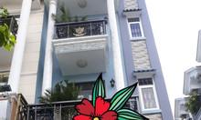Bán nhà HXH, 4 tầng, 60m2, Thống Nhất, Gò Vấp