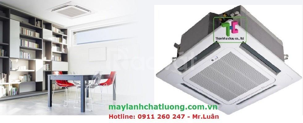 Chuyên phân phối – lắp đặt máy lạnh âm trần Midea giá sỉ ưu đãi