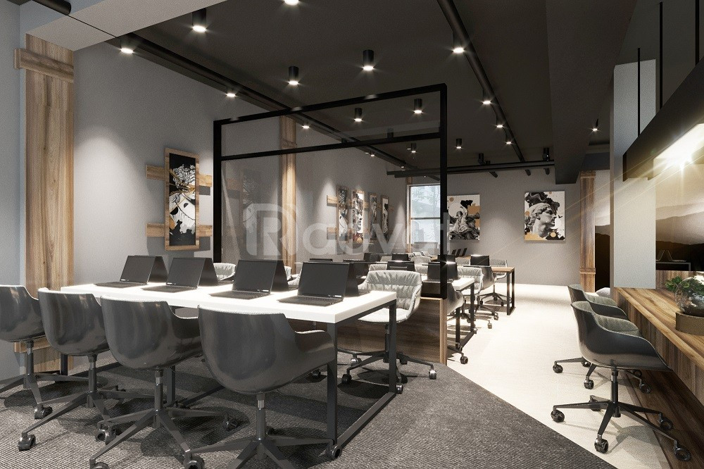 Cần cho thuê văn phòng tại đại sảnh tòa nhà 300m2, Q. Cầu Giấy