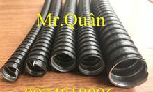 Phân phối ống ruột gà kẽm bọc nhựa 3/4 inch, 1 inch, 2 inch