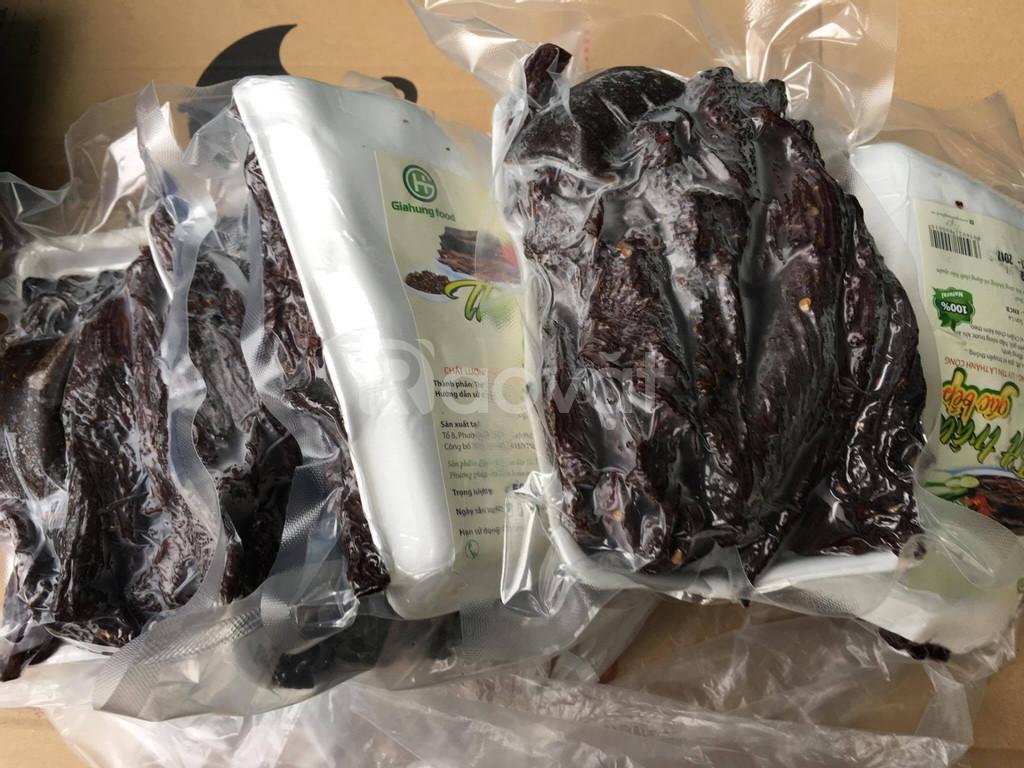 Địa chỉ uy tín bán Thịt Trâu Gác Bếp ở tại Tp Hà Nội  2019
