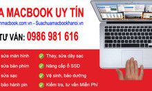 Sửa laptop, macbook uy tín, giá rẻ lấy ngay tại Hà Nội