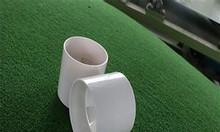 Lỗ golf nhựa, hố golf nhựa cao 10cm