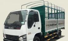 Xe Tải Isuzu 2T2 Thùng Bạt Nhà Máy - QKR77HE4, thùng 4m3