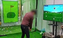 Bộ tập golf mini 3d