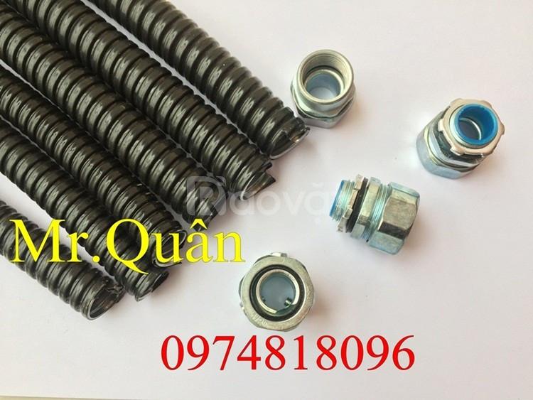 Phân phối ống ruột gà kẽm bọc nhựa 3/4 inch, 1 inch, 2 inch (ảnh 2)